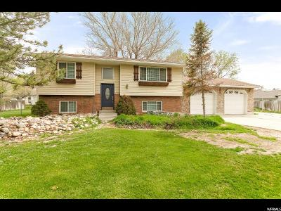 Provo Single Family Home For Sale: 848 N 2350 W