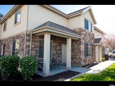 Draper Townhouse For Sale: 77 E Bridle Villa Dr