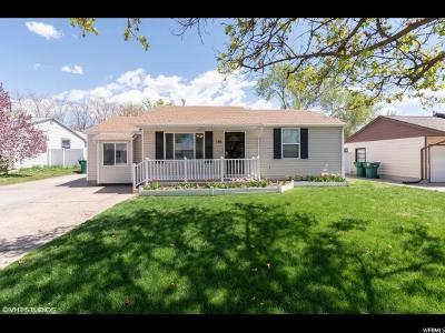 Layton Single Family Home For Sale: 136 N Ronald Ave