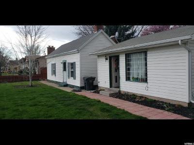 Nephi Single Family Home Backup: 208 S 100 W