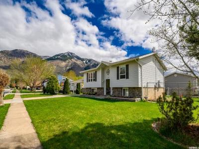 North Ogden Single Family Home Under Contract: 655 E 1850 N
