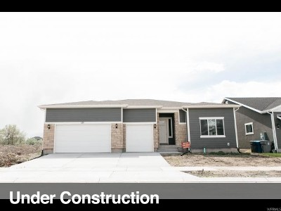Orem, Lindon, Vineyard Single Family Home For Sale: 135 N 300 E #82 W