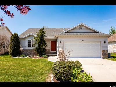 Provo Single Family Home For Sale: 149 N 2970 W