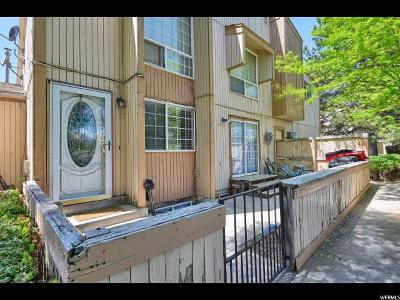 Clearfield Townhouse For Sale: 865 S 1650 E #C