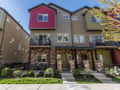 Salt Lake City UT Townhouse For Sale: $339,900