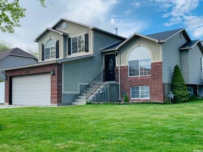 Syracuse Single Family Home Under Contract: 3970 W 975 S