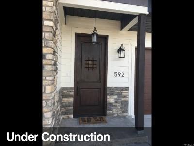 Preston Single Family Home For Sale: 592 E Eagle Dr #501