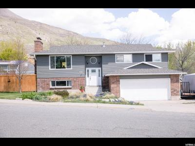 Pleasant Grove Single Family Home Under Contract: 935 S 1550 E
