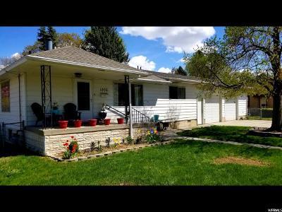 Ogden UT Single Family Home For Sale: $225,000
