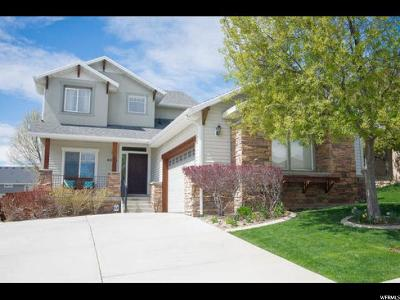 Lehi Single Family Home For Sale: 4006 N Rivermist Ln S