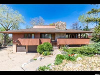 South Ogden Single Family Home Under Contract: 5505 S 1225 E