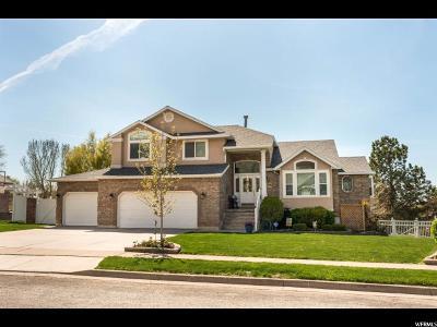 Ogden UT Single Family Home For Sale: $475,000
