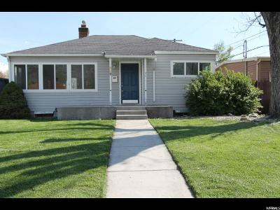Single Family Home Under Contract: 869 Brookside