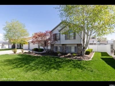 Taylorsville UT Single Family Home For Sale: $320,000