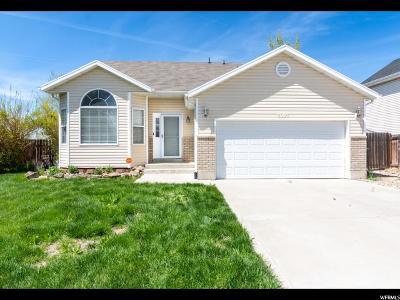 Roy UT Single Family Home For Sale: $284,900