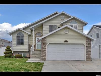 Roy UT Single Family Home For Sale: $285,000