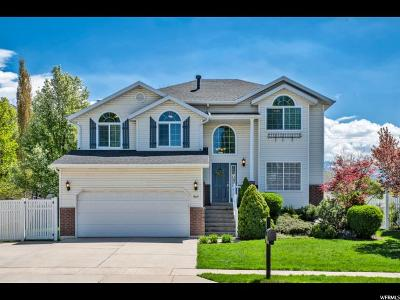 Centerville Single Family Home Under Contract: 649 W Fremont Cir