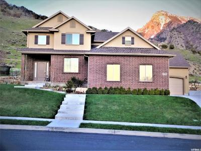 Highland Single Family Home Under Contract: 11168 N Shoreline Dr