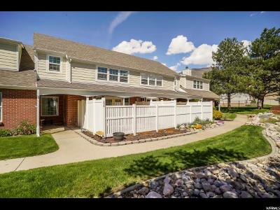 Centerville Townhouse Under Contract: 236 W Meadow Ln