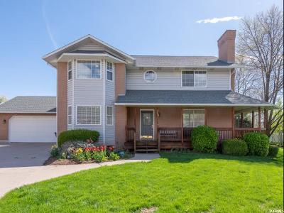 Kaysville Single Family Home For Sale: 502 S 150 E