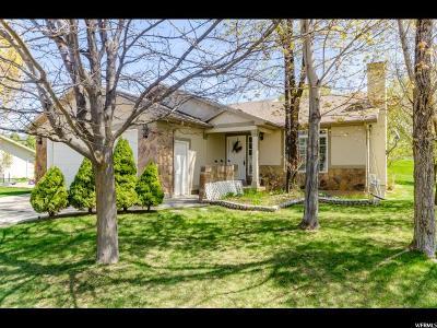 North Logan Single Family Home Under Contract: 2790 N 1000 E