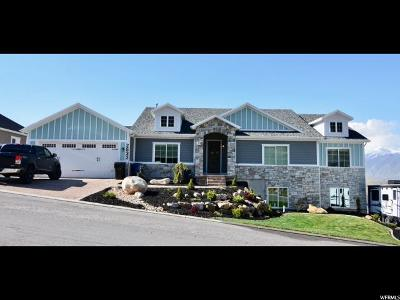 Spanish Fork Single Family Home Under Contract: 2633 Oakridge Dr