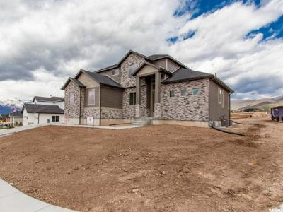 Heber City Single Family Home Under Contract: 1463 E Rolling Hills Dr #24