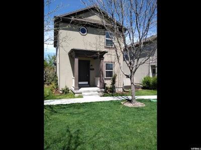 South Jordan Single Family Home For Sale: 11724 S Oakmond Rd