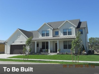 South Weber Single Family Home For Sale: 381 E 6825 S #207