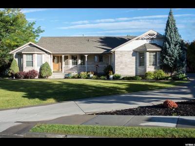 North Logan Single Family Home For Sale: 1645 E 3100 N