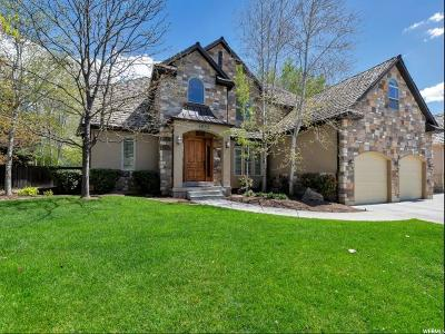 Provo Single Family Home For Sale: 4082 N Edgewood Dr.