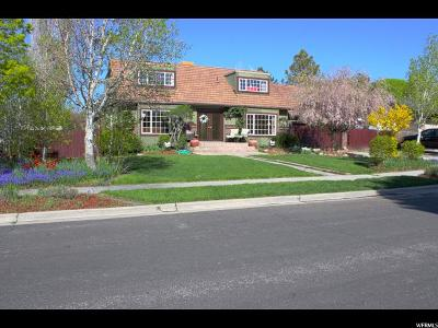 South Jordan Single Family Home For Sale: 10524 S Featherwood Dr