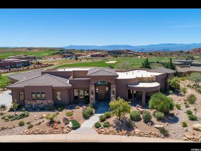 St. George Single Family Home Under Contract: 4977 N Silver Cloud Dr