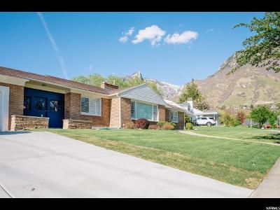 Provo Single Family Home Under Contract: 921 E Fir Ave