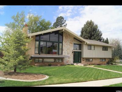 South Ogden Single Family Home Under Contract: 4753 S Madison Ave