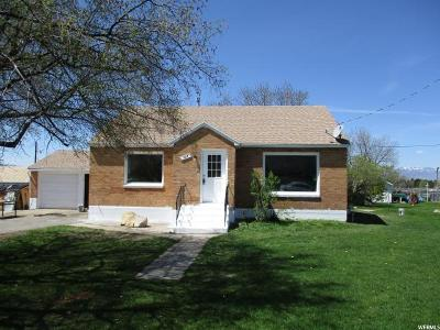 Smithfield Single Family Home Under Contract: 325 S 300 W