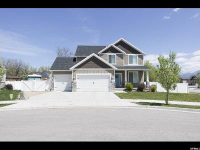 West Jordan Single Family Home Backup: 6759 S Clumber Ct W
