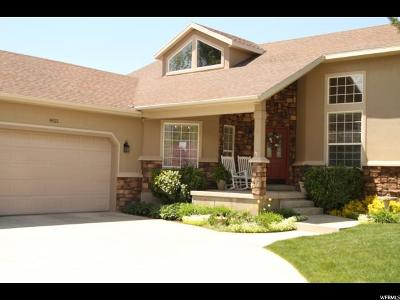 Cedar Hills Single Family Home Under Contract: 9925 N 4680 W