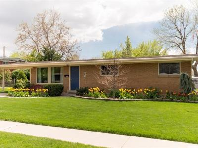 Bountiful Single Family Home Under Contract: 261 W 1400 N