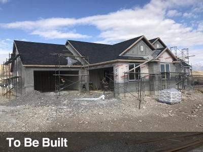 Eagle Mountain Single Family Home For Sale: 3017 E Lake Vista Dr #212