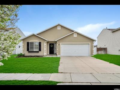 Saratoga Springs Single Family Home Backup: 62 N Montrose Ln