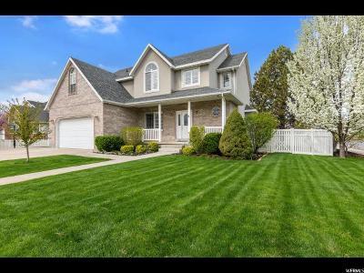 Provo Single Family Home Backup: 1715 N 2050 W
