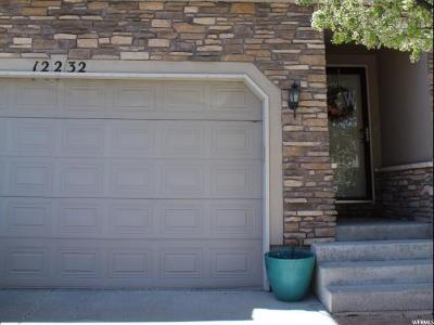 Riverton Townhouse Under Contract: 12232 S Madison View Dr