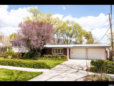 Single Family Home Under Contract: 260 N 400 E