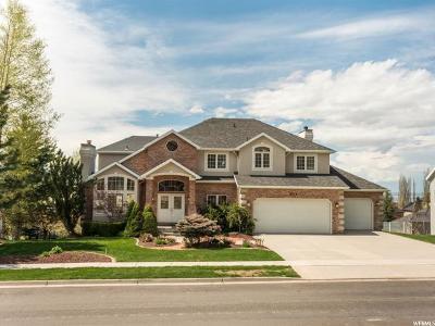 Bountiful Single Family Home Under Contract: 4574 Bountiful Ridge Dr