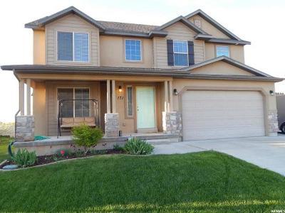 Payson Single Family Home Under Contract: 171 E 1170 S
