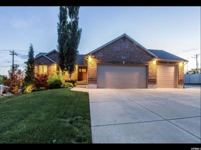 Fruit Heights Single Family Home For Sale: 530 S 1350 E
