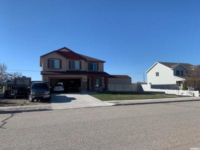 Brigham City Single Family Home Under Contract: 697 W 1050 Res N