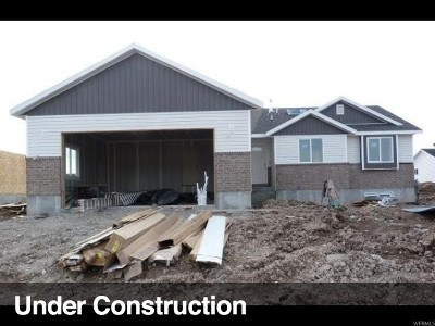 Tremonton Single Family Home Under Contract: 429 S 400 W