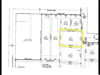 Richmond Residential Lots & Land For Sale: 824 S 100 E